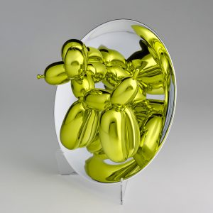 Jeff Koons, Balloon Dog (Yellow), 2015 © Jeff Koons