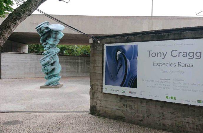 """""""Tony Cragg. Espécies Raras / Rare Species"""", 24. November 2019 bis 1. März 2020, MuBE São Paulo, Brasilien"""