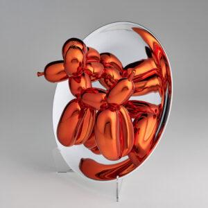 Jeff Koons, Balloon Dog (Orange), 2015 © Jeff Koons