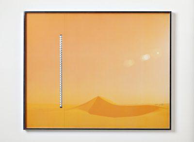 Heinz Mack, Sahara Station 1 – Die Lichtstelen, 1972/1975