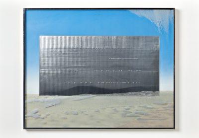 Heinz Mack, Sahara Station 2 – Die Spiegelmauer, 1972/1975