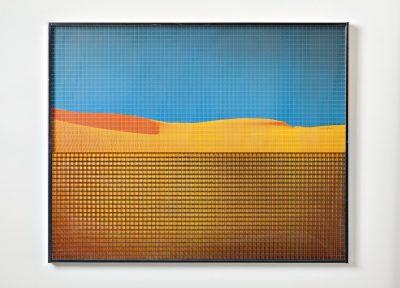 Heinz Mack, Sahara Station 7 – Die Plateaus, 1972/1975