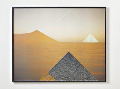 Heinz Mack, Sahara Station 10 – Die Lichtreliefs, 1972/1975