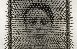 Günther Uecker, Selbstportrait, 1963 © VG Bild-Kunst, Bonn 2020