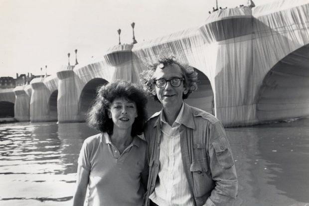Christo und Jeanne-Claude, Pont Neuf, 1985 Wolfgang Volz