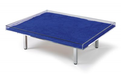 Yves Klein, Table IKB, 1963