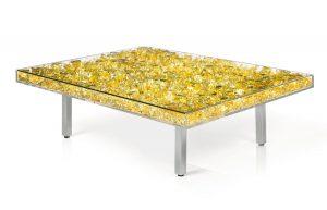 Yves Klein, Table Monogold, 1963