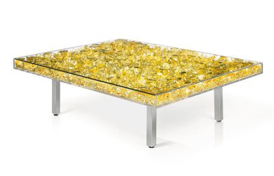 Yves Klein, Table Monogold, 1963