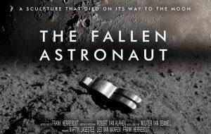 Previewfoto, Dokumentarfilm, Fallen Astronaut, von Frank Herrebout, 2020