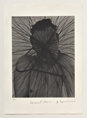 Arnulf Rainer, Fesselstern, 1972-74/1976
