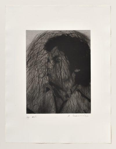 Arnulf Rainer, Lockengestrüpp, 1972-73/1974