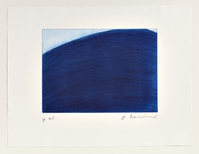 Arnulf Rainer, Bauch, 1971-74/1974.