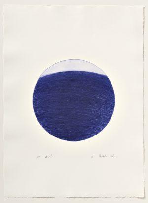 Arnulf Rainer, Mond (Ozean), 1969/1985