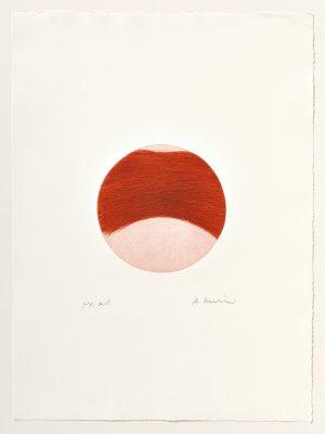 Arnulf Rainer, Kreis (Planet), 1969-70/1985