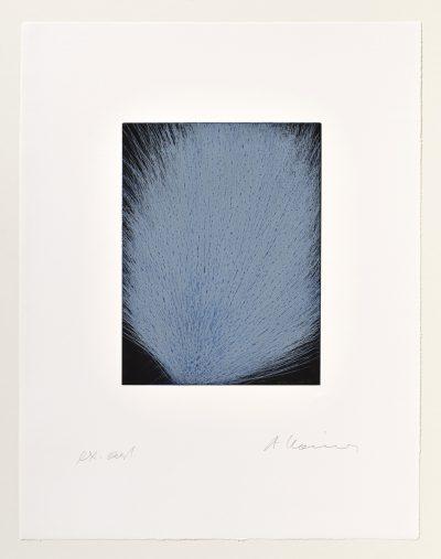 Arnulf Rainer, Eisstrauch, 1976/1996