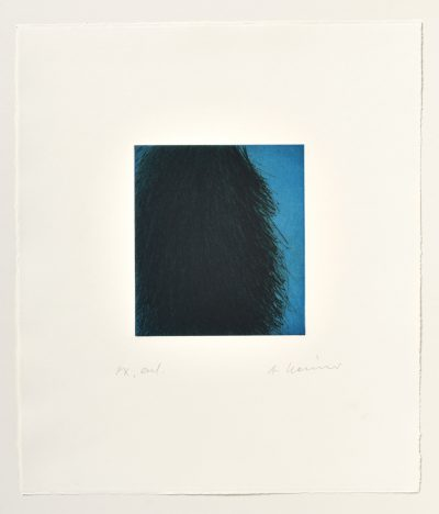 Arnulf Rainer, Tanne, 1977/2001