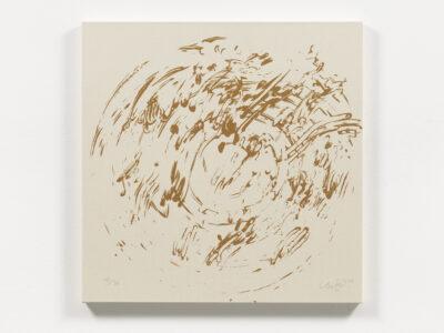 Günther Uecker Ouroboros – Im Kreis gehen Motiv 5 Terragrafie 2018