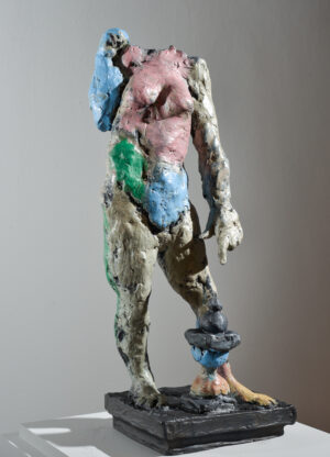 Markus Lüpertz Hora Skulptur 2016