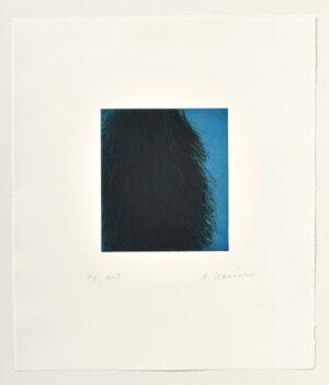 Arnulf Rainer Tanne Radierung 1977/2001