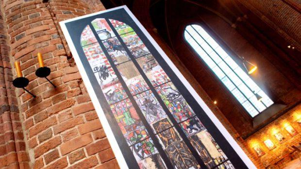 Markus Lüpertz Kirchenfenster Hannover