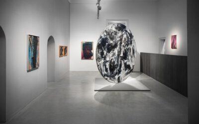 Ausstellung Emilio Vedova – Arnulf Rainer