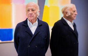 Heinz Mack wird 90