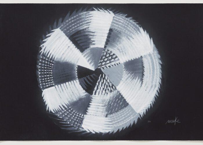 Heinz Mack Terzett Weisse Rotation