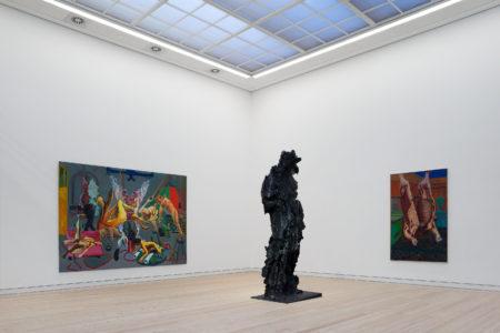 Ausstellung Norbert Tadeusz und Christian Lemmerz