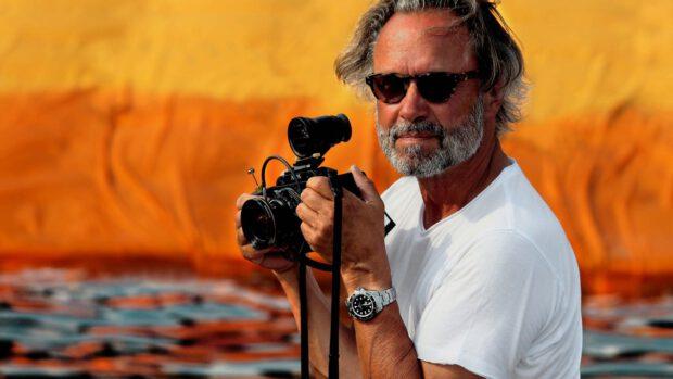 Fotografien Christo und Jeanne-Claude
